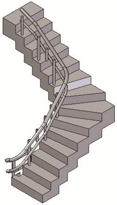 Treppentyp 1