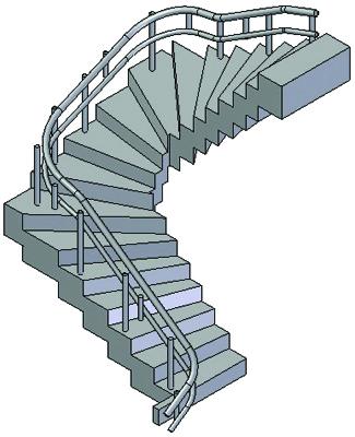 Treppentyp 6