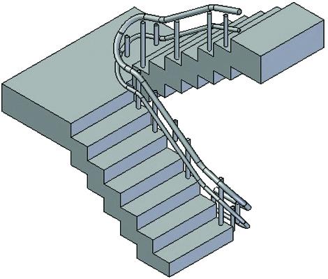 Treppentyp 7