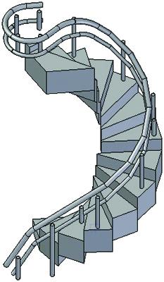 Treppentyp 8