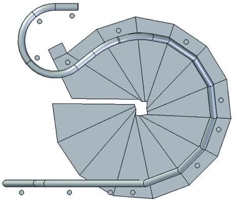 Treppentyp 9